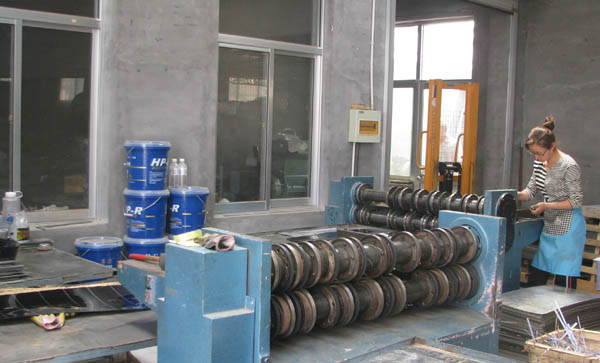 Packaging barrels equipment