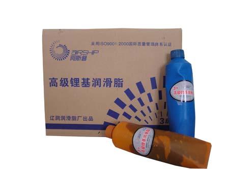 高温锂基润滑脂