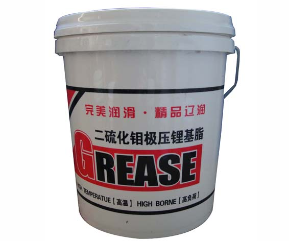 Molybdenum disulfide extreme pressure lithium grease