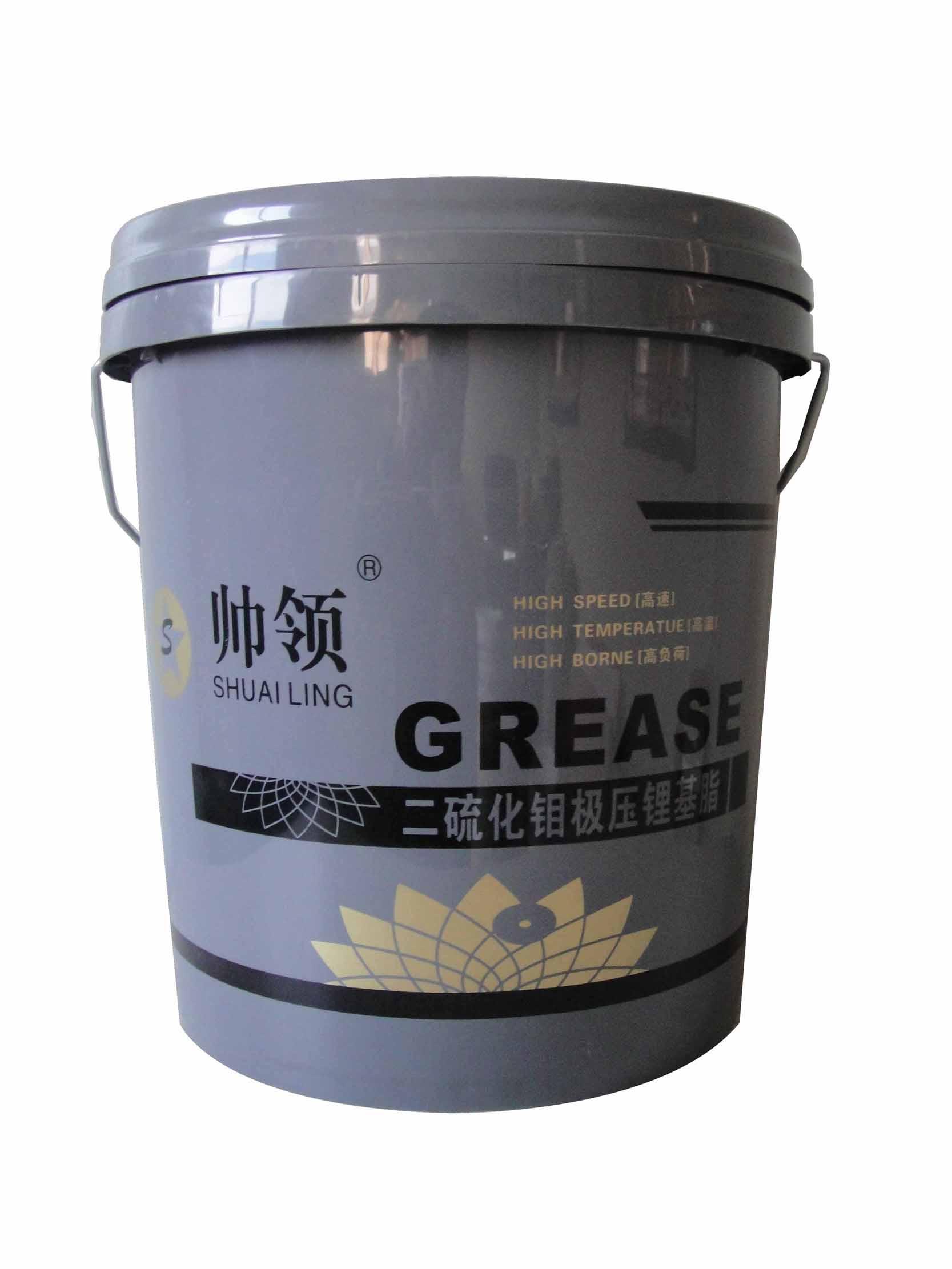 Molybdenum disulfide extreme pressure lithium grease