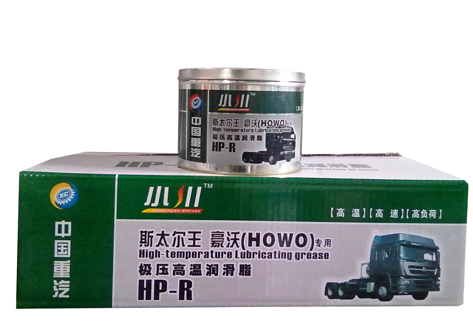 小川2kg HP重汽专用脂