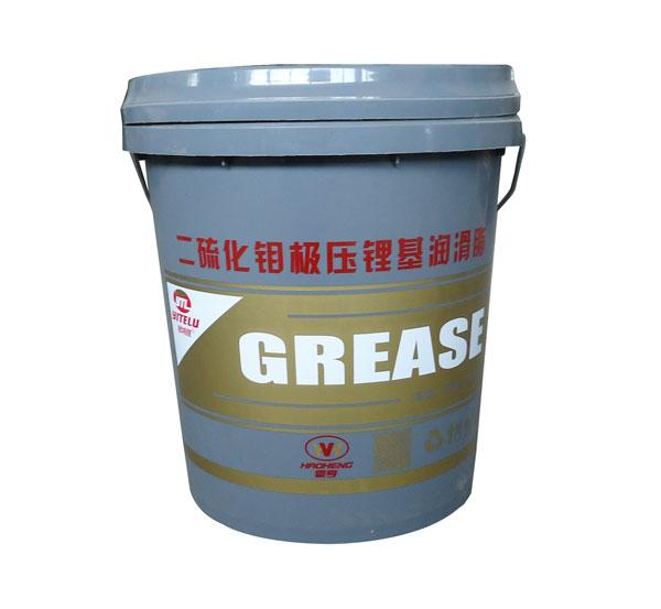 豪亨二硫化钼极压锂基润滑脂